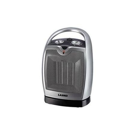 Laskos 5409 Safe Heat Oscillating Ceramic Heater is perfect for those chilly days in your home or at the office. Its - Stores The Mall Bayshore In