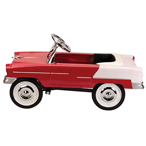 (Blue Diamond Classics 1955 Fits Chevy Red Pedal Car)