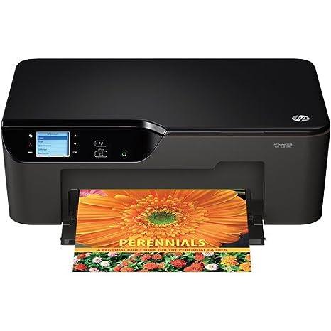 HP Deskjet 3522 - Impresora de inyección de tinta, color negro ...