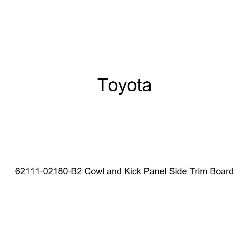 Toyota 62111-02180-B2 Cowl and Kick Panel Side Trim Board