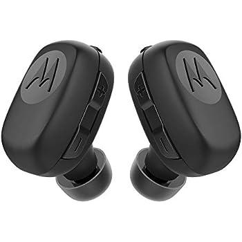 2b9476d76e7 Amazon.com: Motorola Stream True Wireless Stereo Earbuds with ...