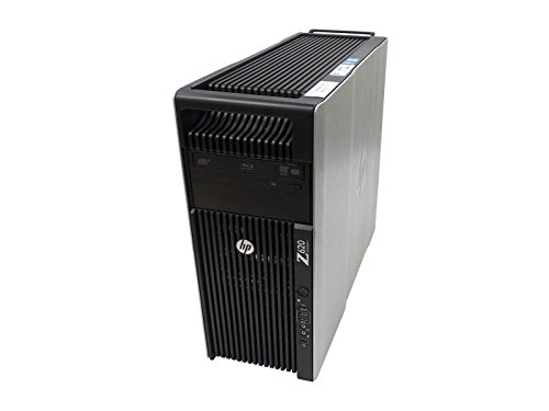HP Z620 Workstation, 2x Intel Xeon E5-2660 2.2GHz Eight Core CPU's, 32GB memory, 500GB hard drive, NVIDIA Quadro 2000, Windows 7 Professional Installed