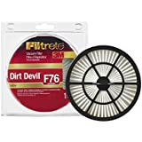 3M Dirt Devil F76 HEPA Vacuum Filter by Filtrete