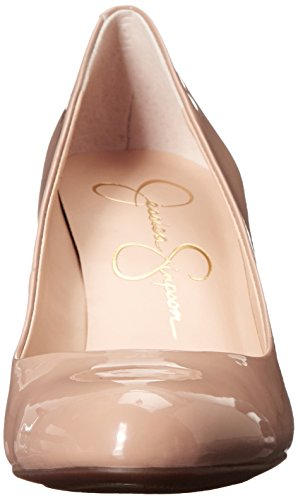 Jessica Simpson Footwear Women Sampson Wedge Pump Nude