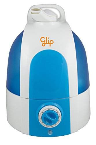 Glip KX-A86 Reservoir Humidifier, White/Blue