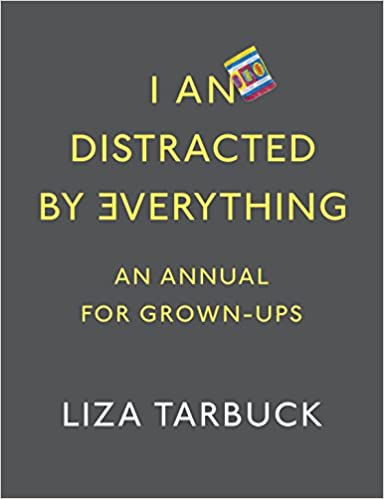 e30a1e3e34a7 I An Distracted by Everything  Amazon.co.uk  Liza Tarbuck  9780718183783   Books