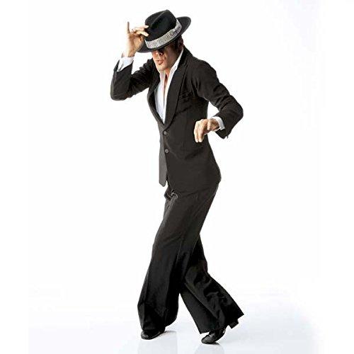 Taka Dance Men's Black Dance Jacket [MJ03]