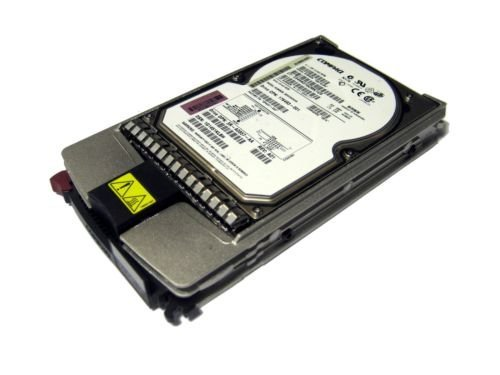HEWLETT PACKARD Enterprise 300GB 10K RPM Ultra320 Hot Plug SCSI Hard Drive 300GB SCSI Internal Hard (Certified Refurbished)