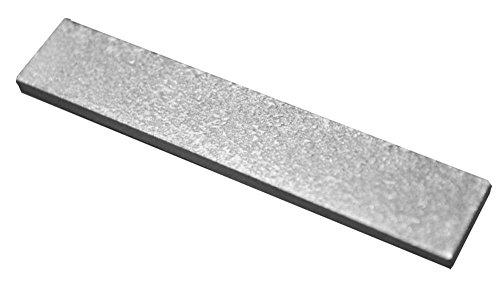 pawong AlNiCo 5 Humbucker PAF Style Bar Magnet - 2.50'' x 0.50'' x 0.125'', 1pcs (Bars 0.125')