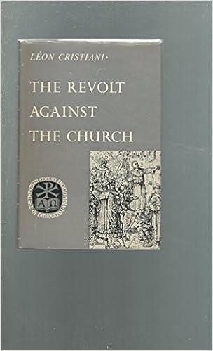 revolt against the Church
