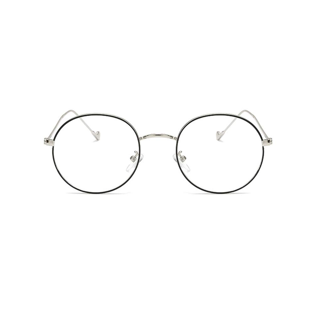 ka18082312 Fashion Eyeglasses Eyewear Glasses Frame Junkai Round Glasses for Men Women