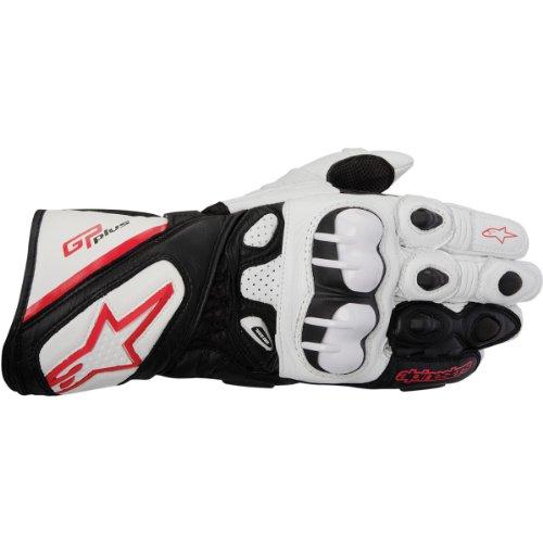 Alpinestars GP Plus Gloves - 2X-Large/Black/White