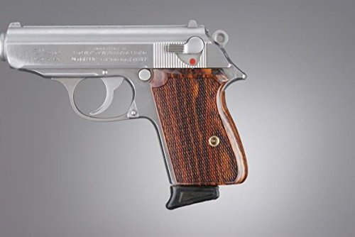 Hogue 02811 Walther PPK Coco Bolo Checkered