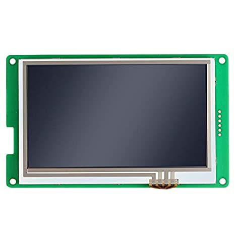 Cikuso Piezas De La Impresora 3D Pantalla De LCD De 4.3 Pulgadas Y ...