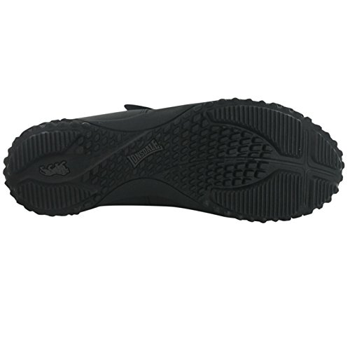 Fulham Ginnastica Nero Uomo Da nero Scarpe Sneakers Calzature Casual Lonsdale Colore d1wtBd