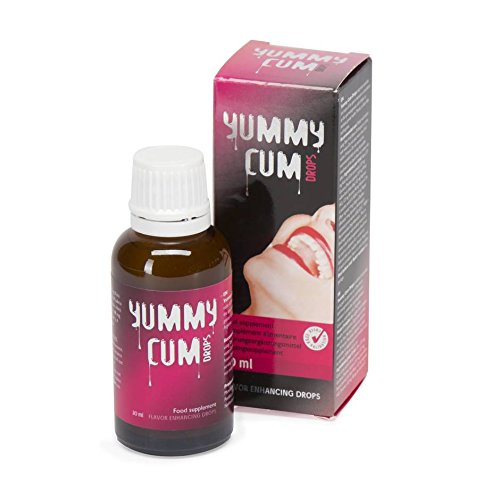Increase Volume - Cobeco Yummy Cum Enhancing Drops - Formulated to increase your ejaculate volume - Perfect for enhancing oral sex30 ML