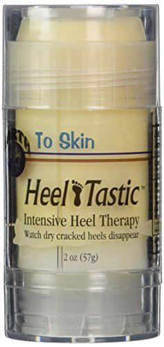 Telebrands Earth to skin- Heeltastic intensive heel therapy 2oz 57g