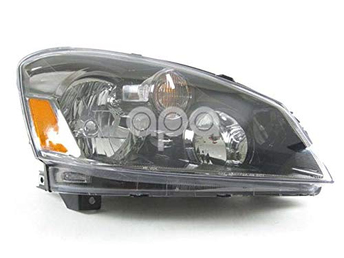 Eagle Eyes DS581-B101R Nissan Passenger Side Head Lamp Assembly