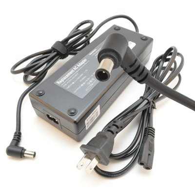 120W AC Power Adapter/Battery Charger for Sony Vaio PCG-61316L PCV-150 VGN-AX VGN-C (Sony Vgn Ax)