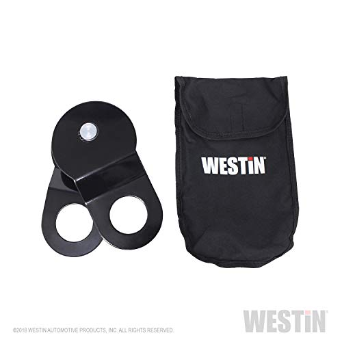 Westin 47-3202 4-Inch Winch Snatch Block (1 piece) ()
