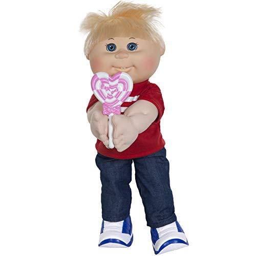 "Cabbage Patch Kids 14"" Kid Doll - Blonde/Blue Eyes Boy"