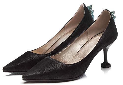 Aisun De Femme Mari Chic Chaussures fqArFwa6f