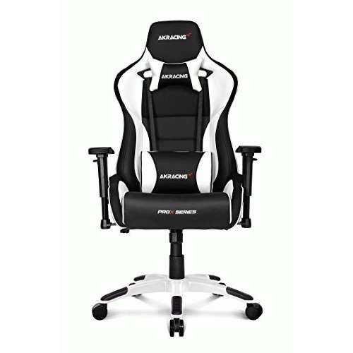Akracing Pro X Luxury Xl Gaming Chair With High Backrest
