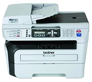 Brother MFC-7440N Laser Multifunction Center with Ethernet Network Interface