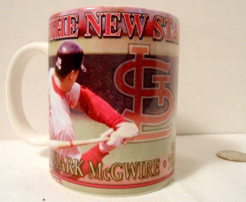Mark McGwire 70 Home Runs Mug - Runs Home Mcgwire Mark