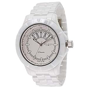 Blade Men's Analog Ceramic Watch - 10-3344G-WW