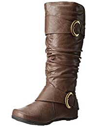Brinley Co Women's Hilton-wc Slouch Boot