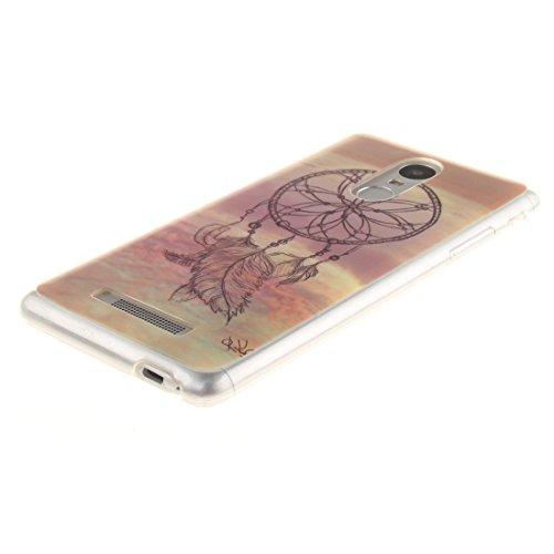 Transparent De Peint Slim Xiaomi TPU Antichoc Téléphone Silicone En De Souple Note Bord Scratch Résistant Protection Motif Redmi Couverture Cas Campanula Fit 3 Hozor Arrière Cas SYHdOqY