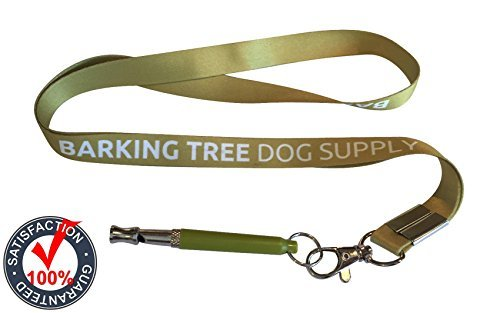 Best Dog Whistle For Silent Bark Control & Training. To S...