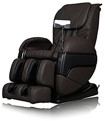 REVIVE! in this Best Valued L TrackNeck to Buttocks Back Massage Executive Dreamer Deep Shiatsu Built in Heat and more Massage Chair Zero Gravity and Stretching