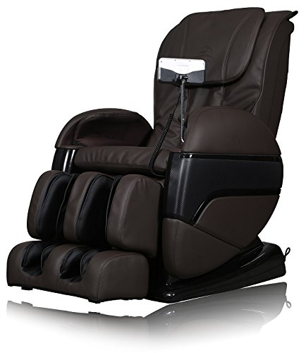 REVIVE in this Best Valued L TrackNeck to Buttocks Back Massage Executive Dreamer Deep Shiatsu Built in Heat and more Massage Chair Zero Gravity and Stretching Dark brown
