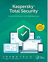 Kaspersky Total Security 2020 - 3 Dispositivos, 1 Ano - Entrega Digital