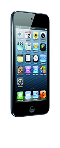 Apple iPod Touch 32GB (5th Generation) - Black (Renewed) (Ipod Nano 5th)