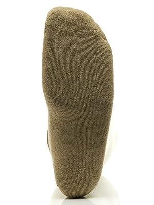 Calvin Klein Men's Basic Cushion Sole Crew Socks - 4 Pack