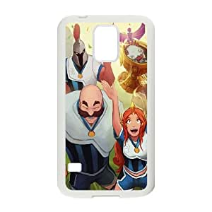 League Of Legends Samsung Galaxy S5 Cell Phone Case White Present pp001-9469139