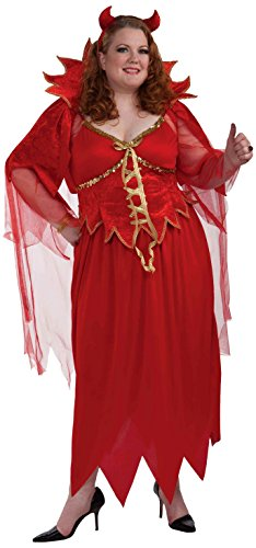 Forum Novelties Women's Plus-Size Big Fun XXX-Large Lady