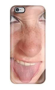 Hot Style VzRUsAi10025DyhIN Protective Case Cover For Iphone6 Plus(funny Face)