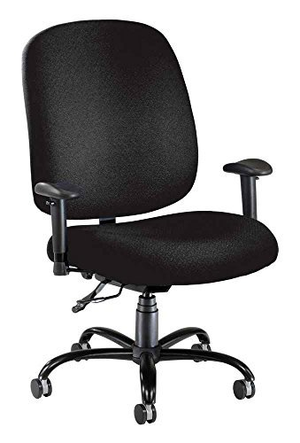 Amazon.com: OFM Big and Tall Executive Task Chair - Fabric ...