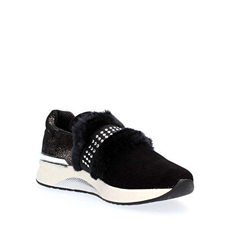 CafèNoir LDA522 Slip On Damen BLACK 39