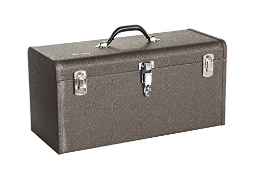 "Kennedy Manufacturing K20B All-Purpose Tool Box, 20"", Brown Wrinkle"