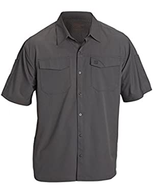 Men's Freedom Flex Woven Short Sleeve Shirt