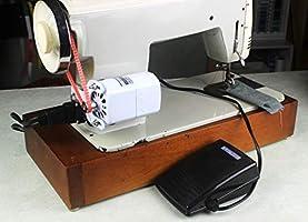 Maquina de coser alfa antigua instrucciones