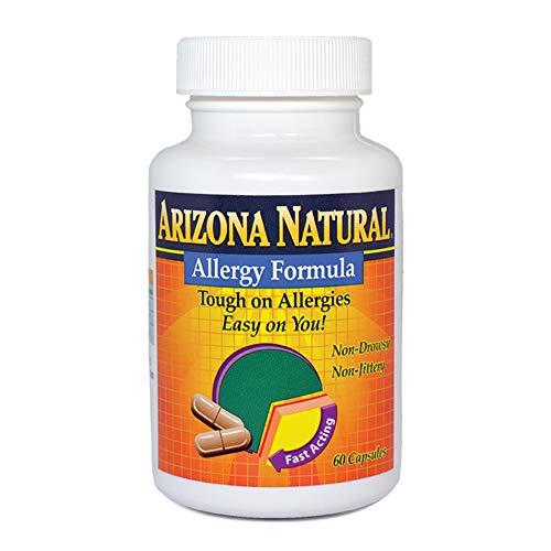 Arizona Natural Allergy - Angelica Formula