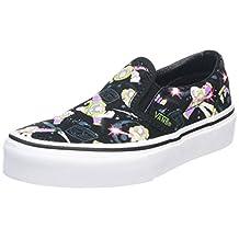 Vans Kids Classic Slip-on (Toy Story) Bzzlgtyr/Trwht Skate Shoe 1 Kids US