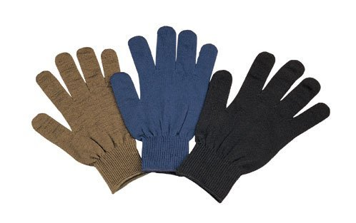 Rothco GI Polypropylene Gloves, Black