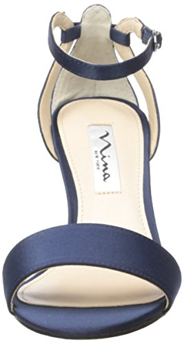 Ls Venetia Navy New Dress Sandals Women's Nina ZwCqBa